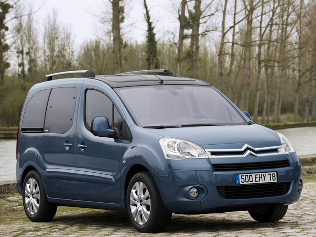 Citroen Berlingo 2003 - 2018