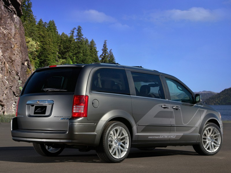 Chrysler Town Country 2008 2016 Gallery Carmaniac Co Uk