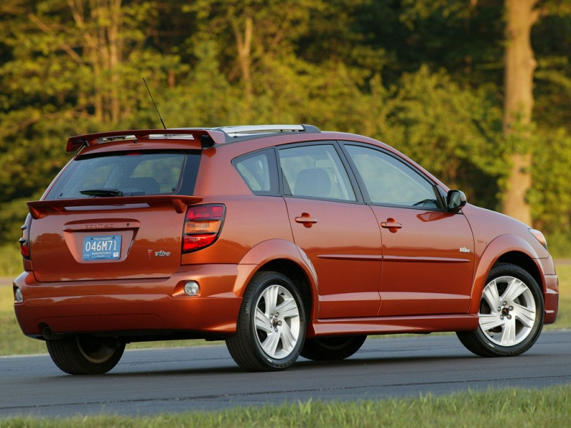 Pontiac Vibe 2003 2008 Reviews Carmaniac Co Uk