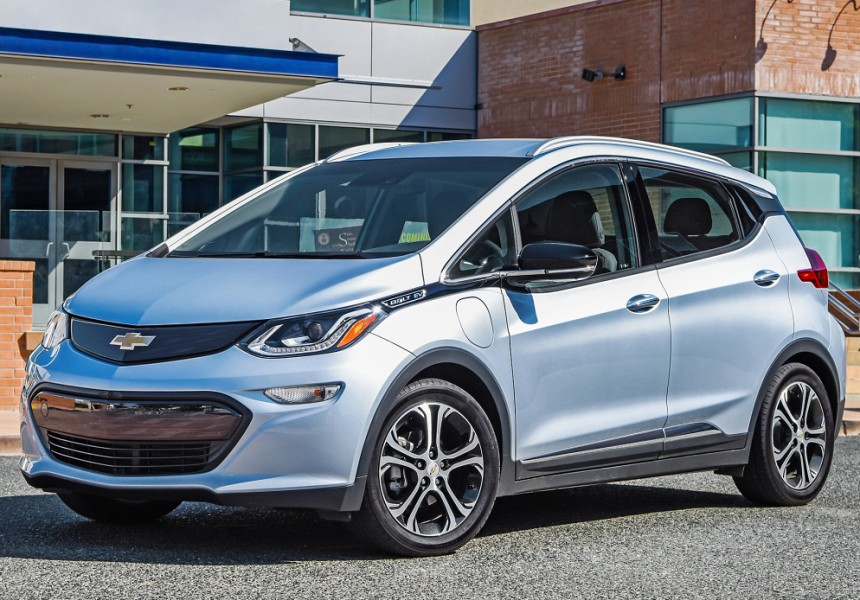 Chevrolet Bolt 2017 Present Gallery Carmaniac