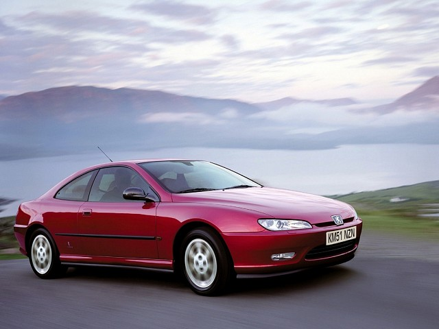 Peugeot 406 Coupe 1997 2005 Specifications Carmaniac
