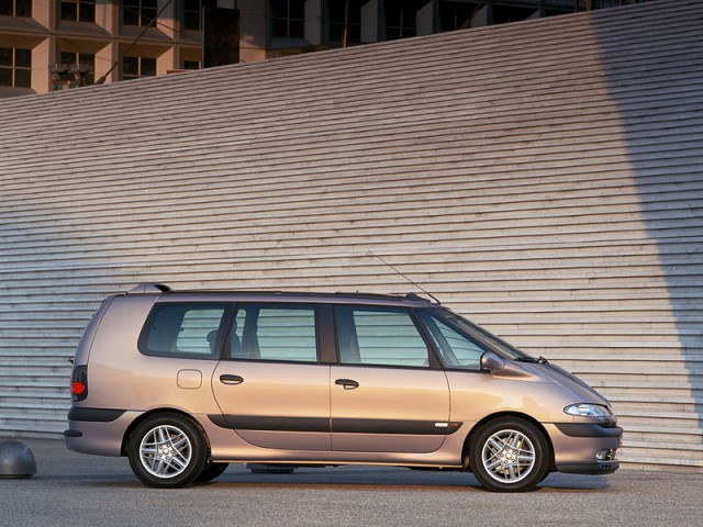 renault espace 1996 2002 specifications. Black Bedroom Furniture Sets. Home Design Ideas