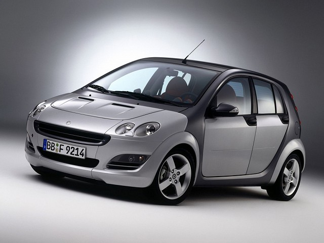 Smart Forfour 2004 - 2007